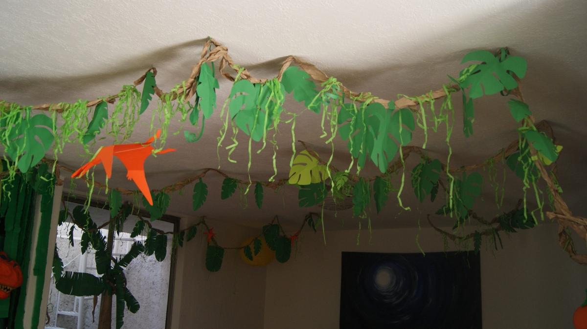 Dschungel dekoration - Dekoration dschungel ...